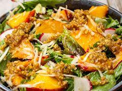 Şeftali Salatası