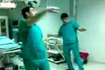 Ameliyathanede kolbastı
