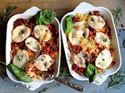 Fırında Etsiz Yemekler: Fırında Yapılan 14 Nefis Etsiz Yemek Tarifi