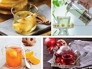 Kış Hastalıklarına Şifa Olacak 20 Farklı Bitki Çayı