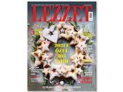 Lezzet'in Aralık-Ocak Sayısı Bayilerde!