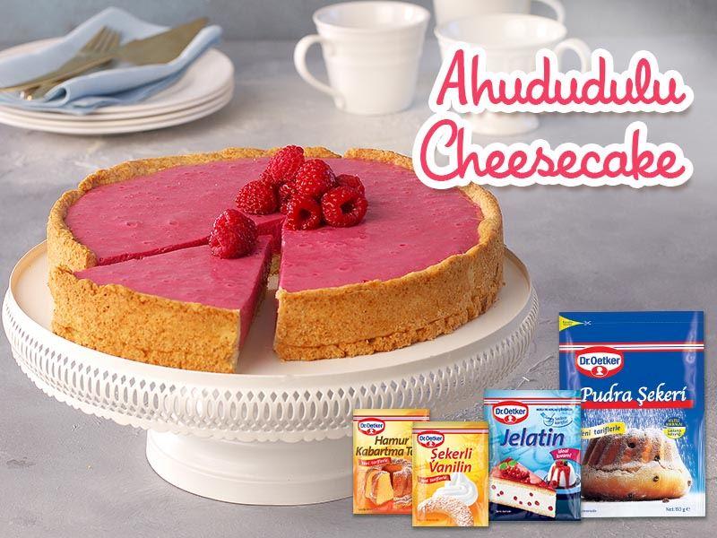 Ahududulu Cheesecake
