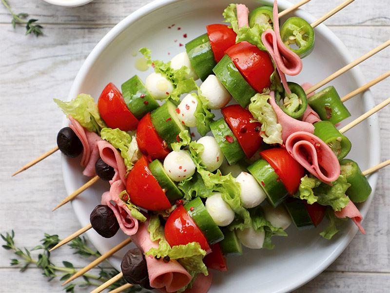Atıştırmalık salata