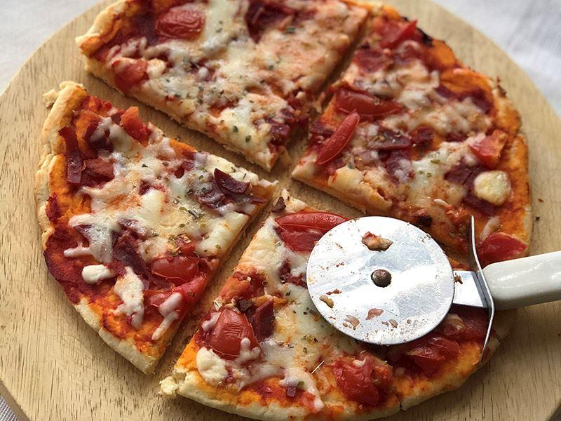 Aynı hamurla poğaça ve pizza