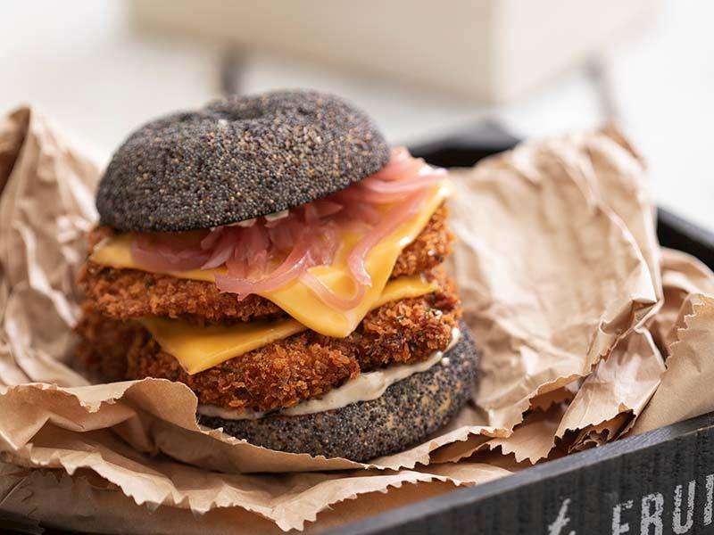 Bagel sandviç