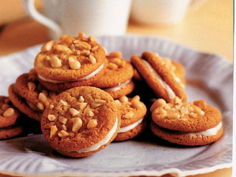 Ballı çıtır kurabiye