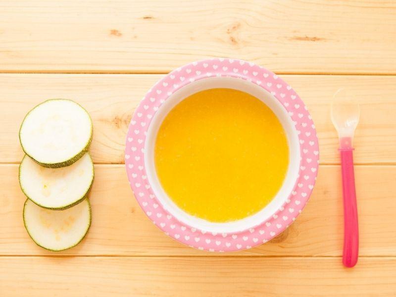 Bebek Sebze Çorbası (+6)