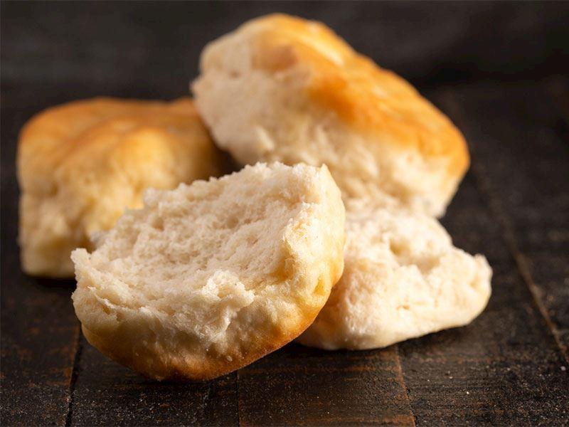 Bisküvi (Biscuit) ekmeği