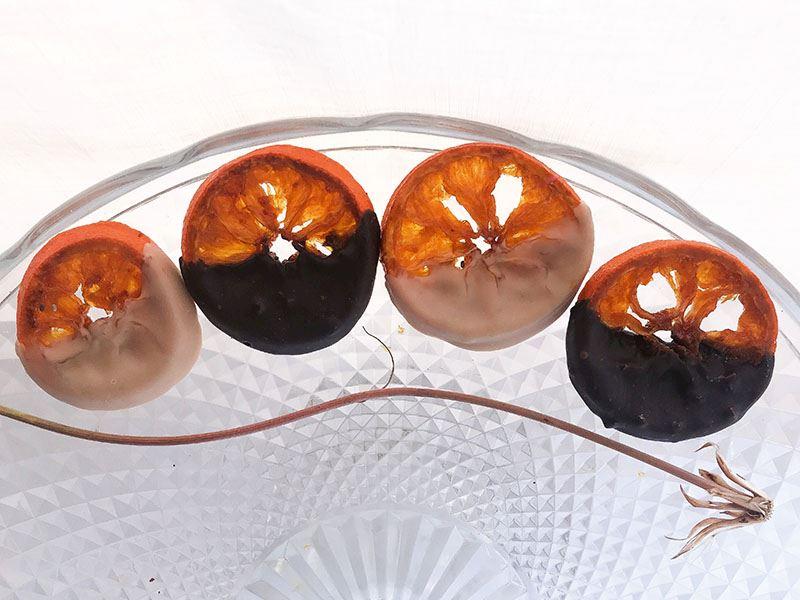 Bitez (Bitter çikolatalı Bodrum mandalinası)