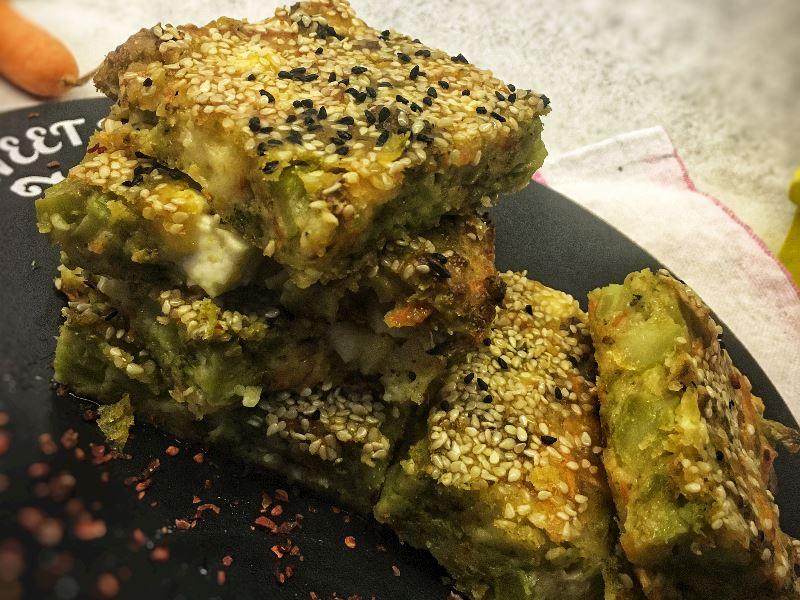 Brokoli kek
