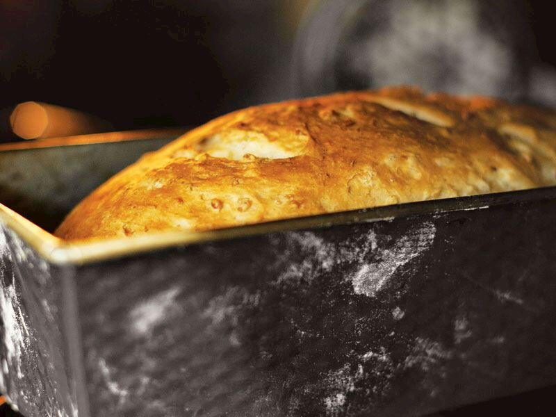 Bulgurlu ekmek