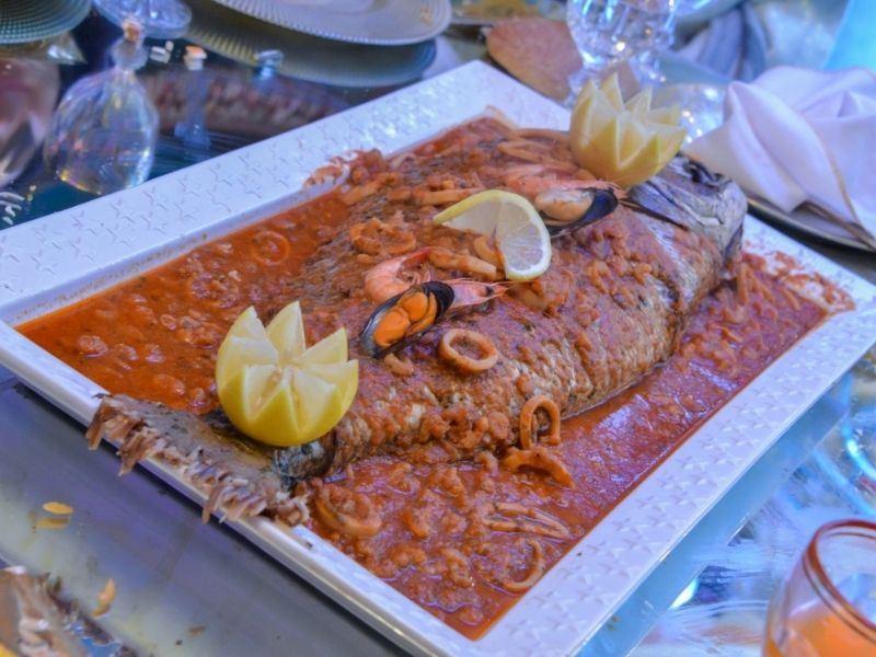 Chermoulalı Balık