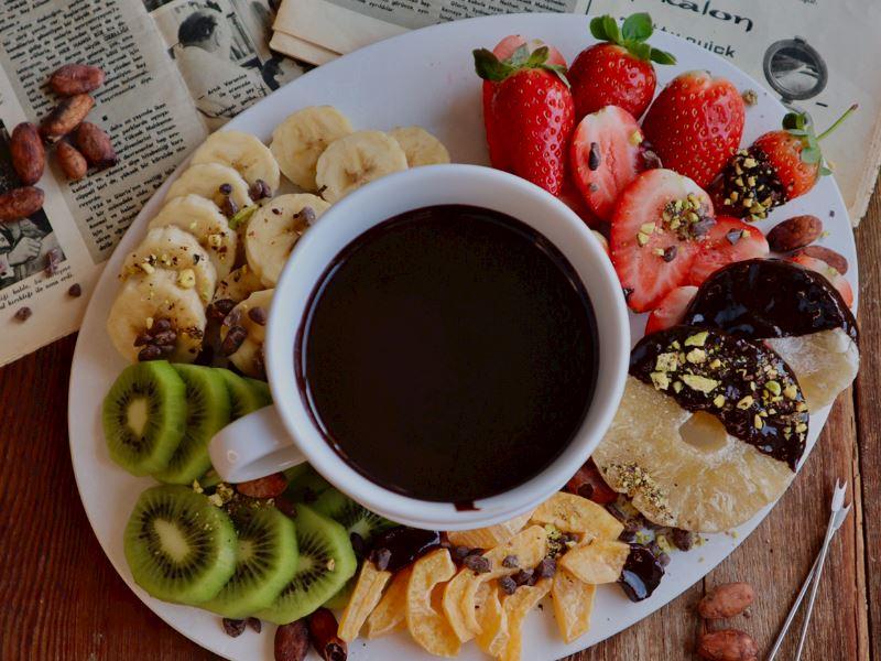 Çikolata Fondü/Chocolate Fondue