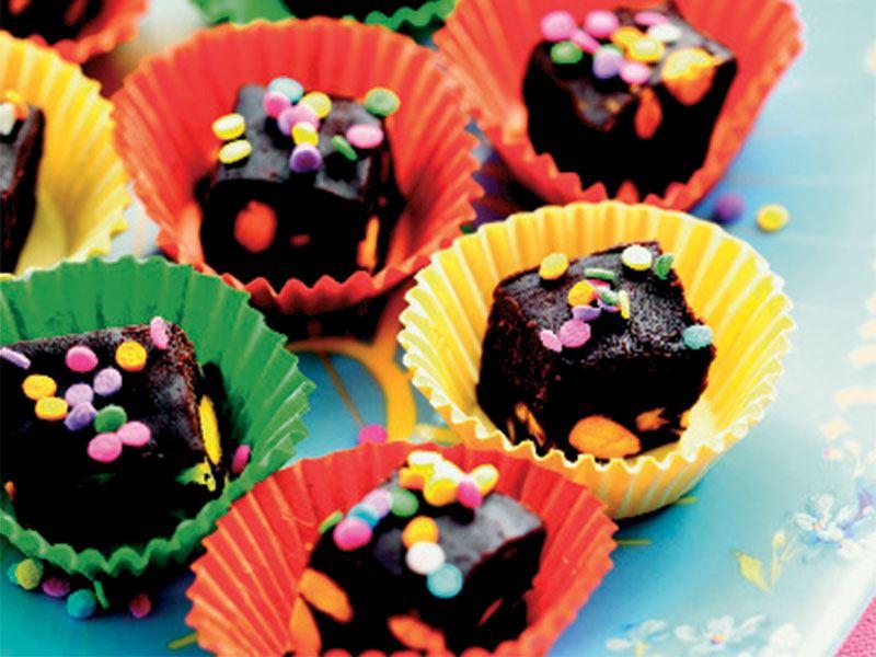 Çikolata küpleri