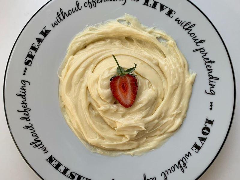 CREAM PATISSERIE (Pastacı Kreması)