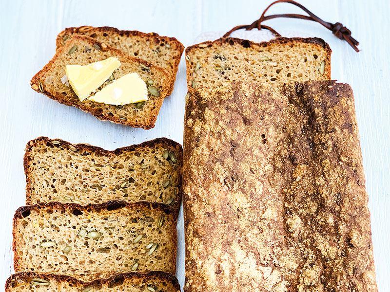 Danimarka çavdar ekmeği