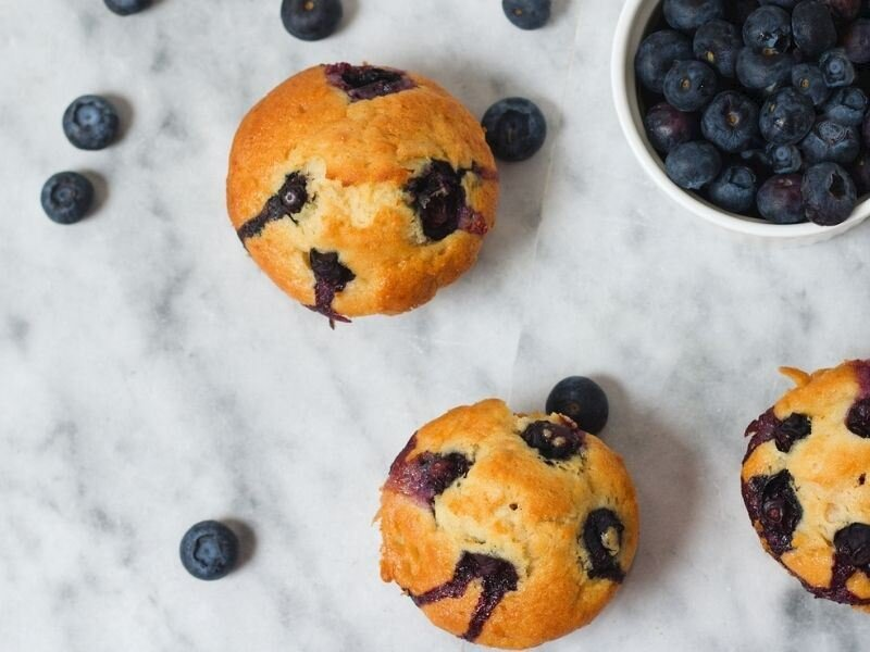 Diyabetik muffin