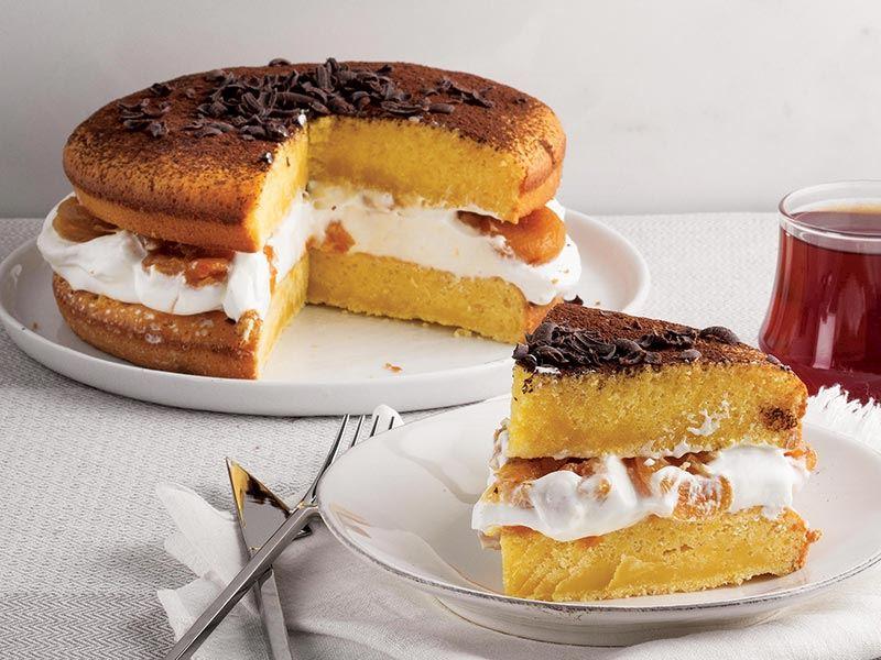 Dolgulu kek