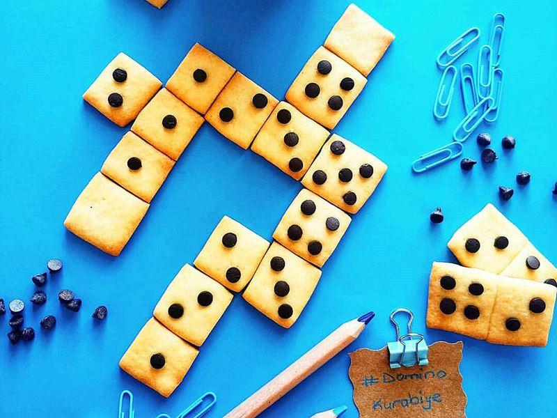 Domino kurabiye