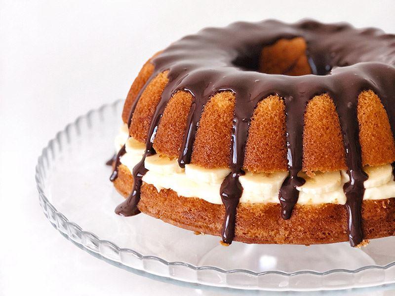 Ganajlı pratik pasta