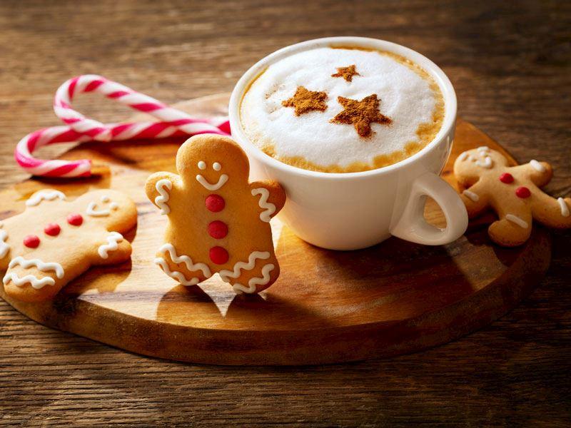 Gingerbread Latte (Zencefilli Kahve)