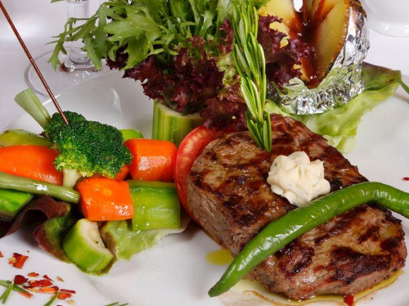Havuçlu biftek