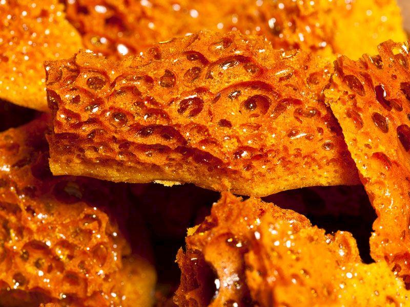 Honeycomb Şekeri