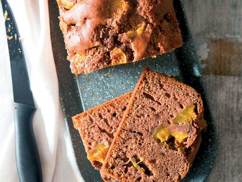 İncirli baton kek