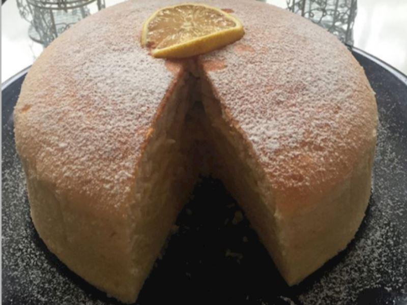 japanese cheesecake,pamuk cheesecake