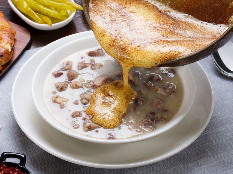 Kamhi Çorbası