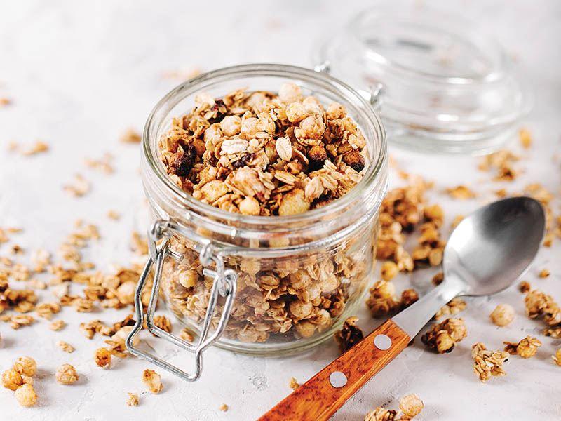 Kıtır granola