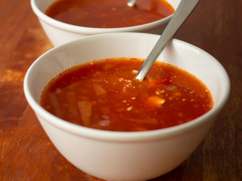 Kızıl çorba