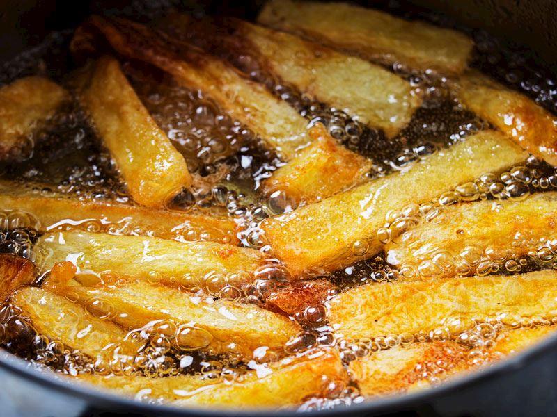 Klasik Patates Kızartması