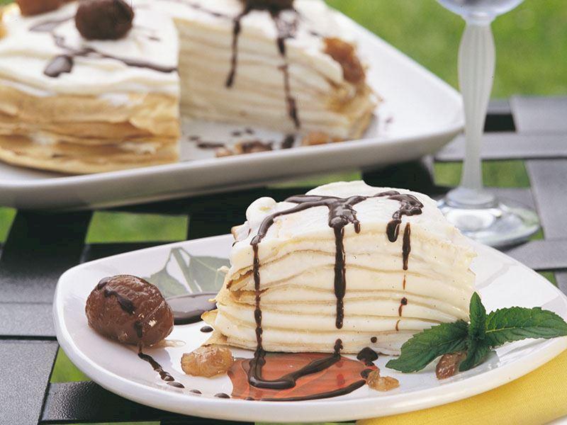 Krepli kat kat pasta
