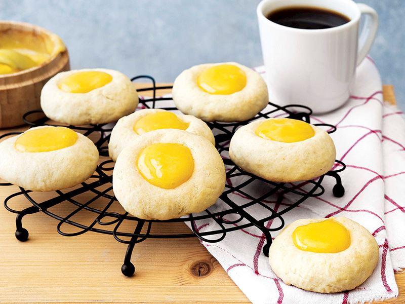 Limonlu bisküvi