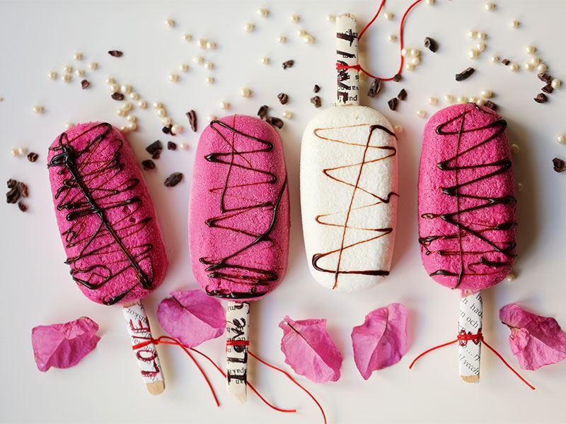 Magenta dondurma