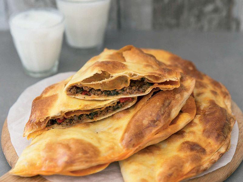 Meksika usulü börek