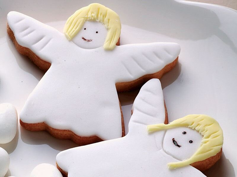 Melekli kurabiye