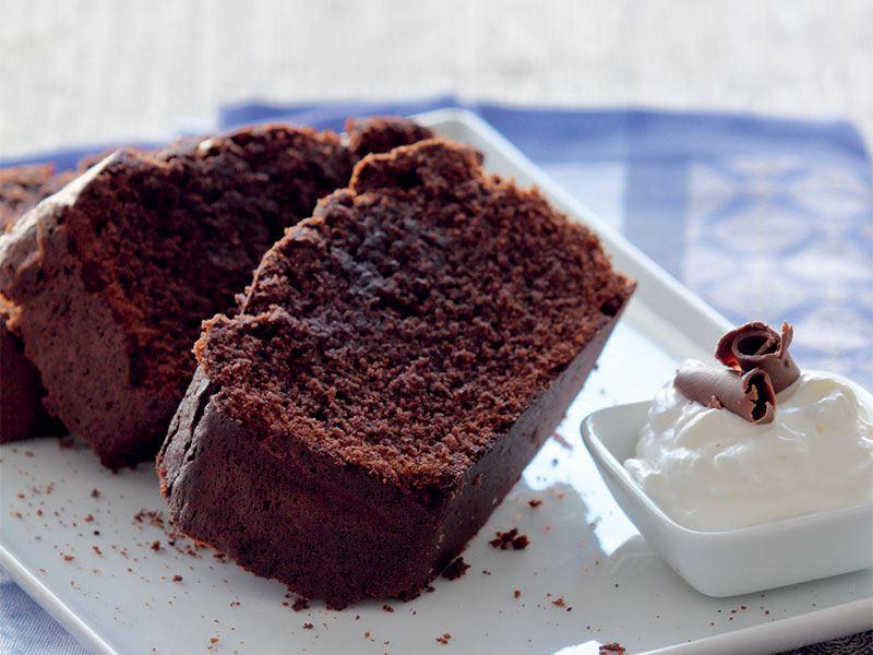 Mozaik pasta görünümlü vegan brownie