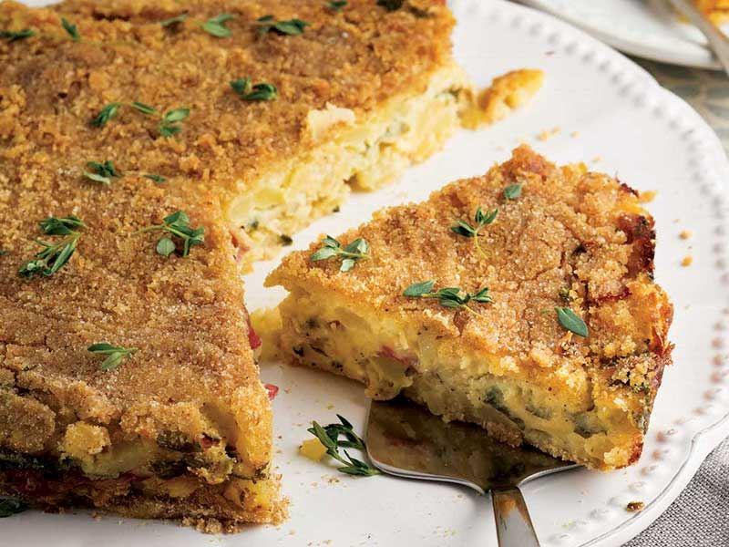 Patatesli italyan böreği
