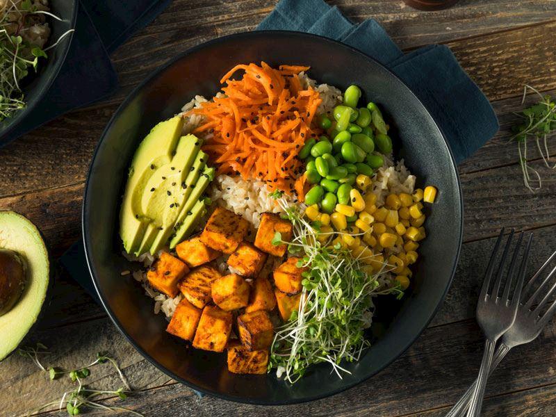 Pirinçli Bowl