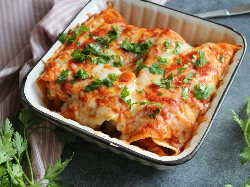 Pratik Enchiladas