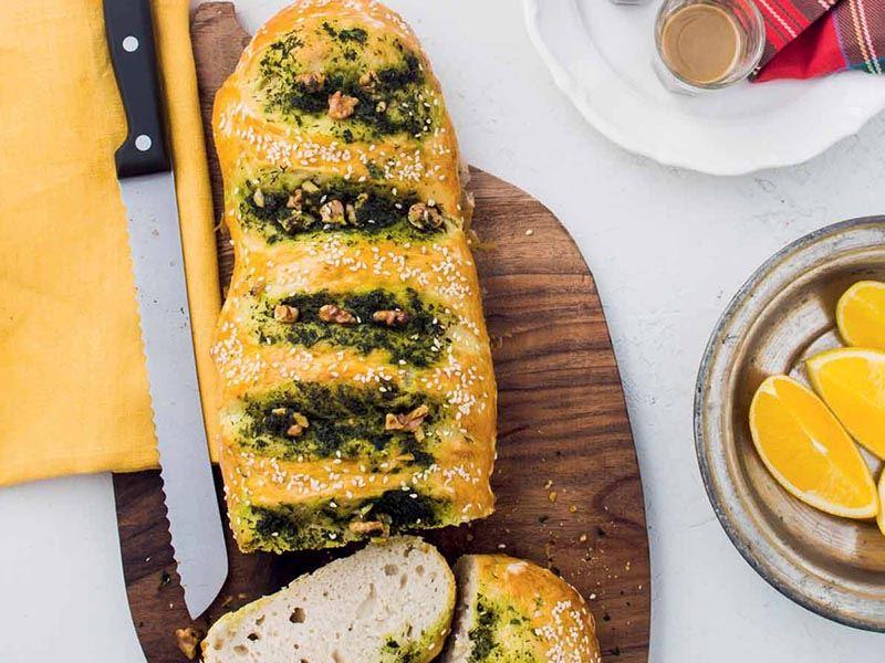 Roka pestolu ekmek
