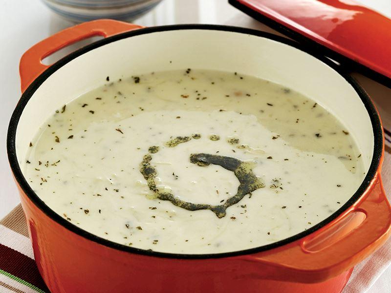 Sehriyeli Yogurt Corbasi Tarifi Sehriyeli Yogurt Corbasi Nasil Yapilir Lezzet