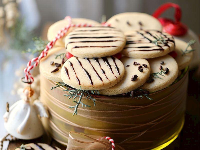Şeker kurabiyeler