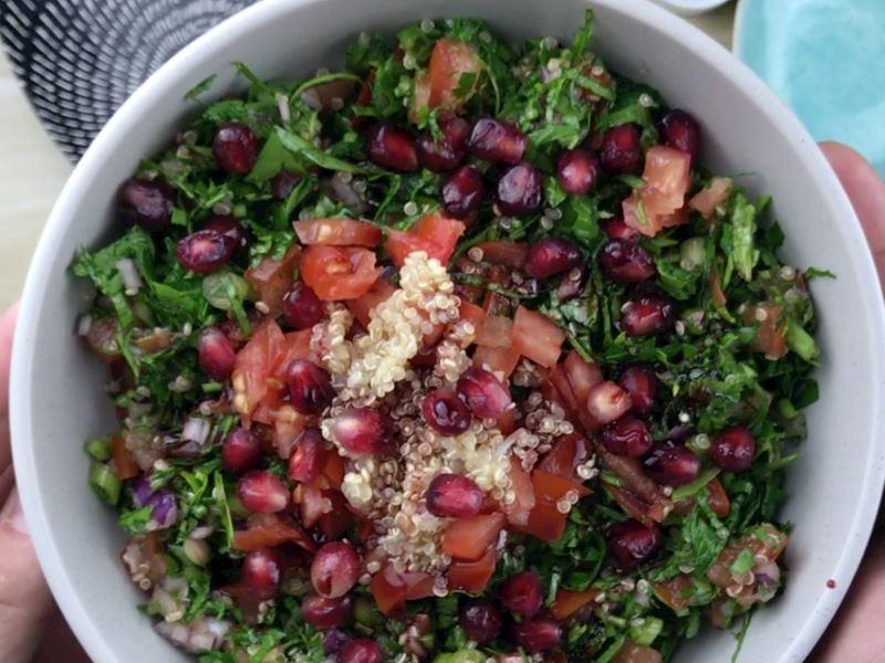 Tabule & Quinoa