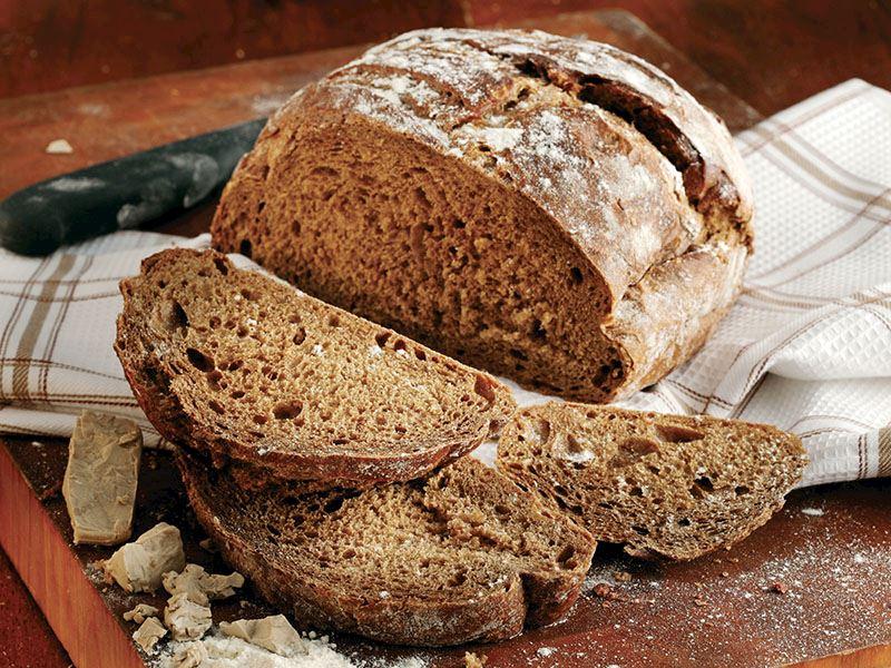 Tam Buğday Unlu Ve Çavdarlı Ekmek Tarifi: Tam Buğday Unlu Ve Çavdarlı Ekmek  Nasıl Yapılır? | Lezzet