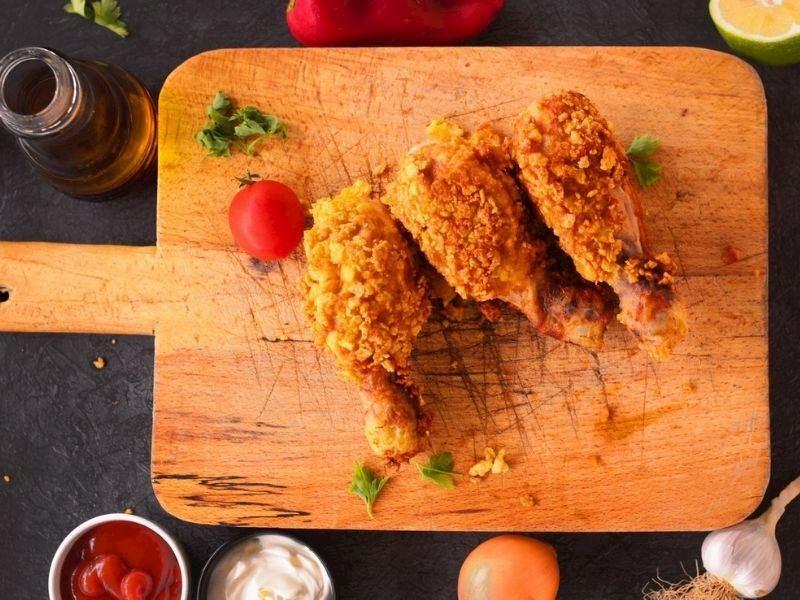 Tarhanalı Çıtır Tavuk