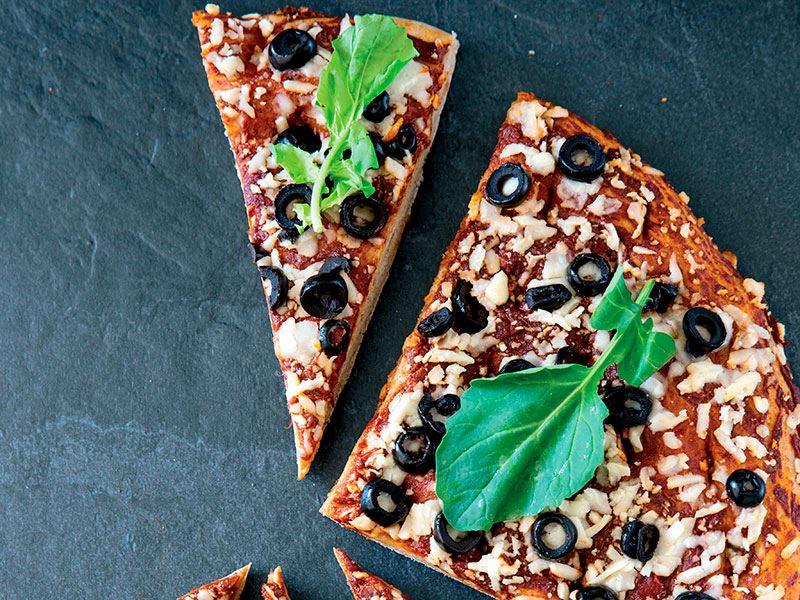 Tulum peynirli pizza