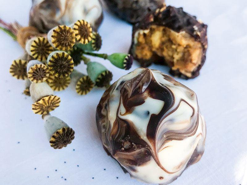Yahşi (Yulaflı trüf çikolata)